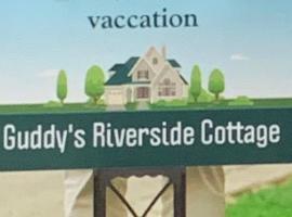 Guddy's Riverside Cottage, homestay in Nausori