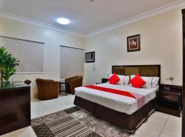 OYO 414 Nasaem Jizan Residential Units، فندق في جيزان