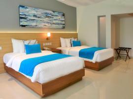 The Cakra Hotel, hotel in Denpasar