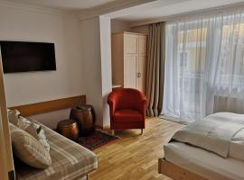Hotel Villa Klothilde, hotel v destinaci Zell am See