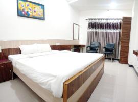 OM SAI EXECUTIVE, hotel in Aurangabad