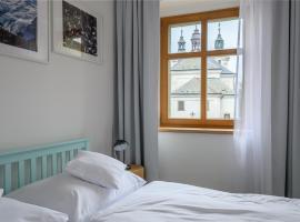 Světoběžník Bed & Wine, ubytování v soukromí v destinaci Liberec