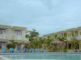Fun Holiday Beach Resort, accessible hotel in Negril