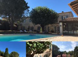 Mas Armelin, B&B in Tarascon