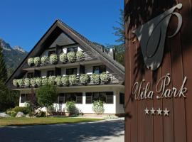 Vila Park B&B - Adults Only, hotel blizu znamenitosti Nihalka Vogel, Bohinj