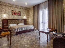 Karap Hotel, отель в Адлере, рядом находится Парк аттракционов «Сочи Парк»