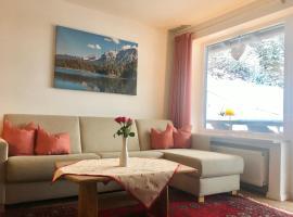 Fewo Karwendelspitzblick, hotel in Mittenwald