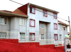 HOTEL Montealegre 244, hotel in Valparaíso
