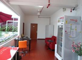 Traveller@SG, hostel in Singapore