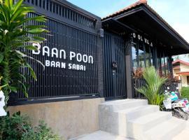 Baan Poon Baan Sabai, resort village in Koh Samui