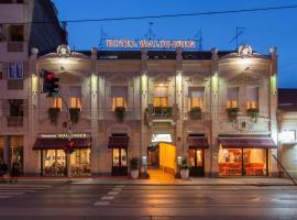Hotel Waldinger, hotel u Osijeku