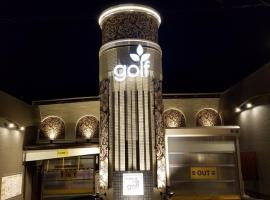 Hotel GOLF Tomei Kawasaki (Adult Only), hotel near Kawasaki Municipal Science Museum, Kawasaki