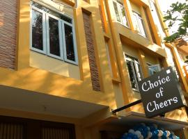 Le Mission Stay White Town, apartment in Pondicherry