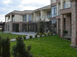 Corner House, apartment in Odessa