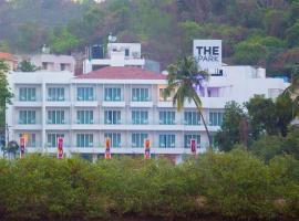 The Park Baga River Goa, hotel near St. Alex Church, Baga