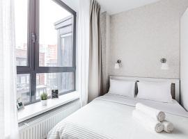 Апартаменты премиального формата и сервиса, hotel in Moscow