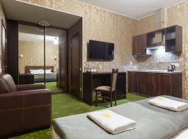 Амарант Отель, отель в Санкт-Петербурге, рядом находится Никольский морской собор