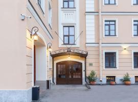 Амарант Отель, отель в Санкт-Петербурге, рядом находится Мариинский театр