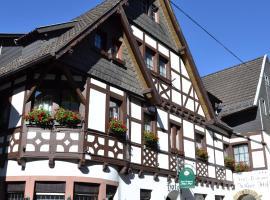 Hotel Kölner Hof Garni - Eifel, hotel in Blankenheim