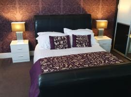 Southfield lodge, hotel near Riverside Stadium, Middlesbrough