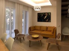 Nuevo Apartamento Moderno Elisa - a 80 metros de la playa para 5 personas, apartment in Sant Feliu de Guíxols