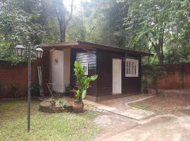 La Delfina, complejo de cabañas en Puerto Iguazú