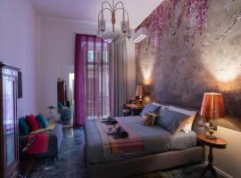 B&B Lex Room Santa Lucia, hotel near Castel dell'Ovo, Naples