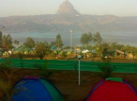 Mount View Camp, luxury tent in Kolvan