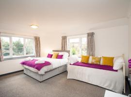 Wilson Lodge, hotel in Maidenhead