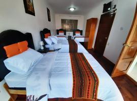 Mallku Wasi, hotel with jacuzzis in Cusco