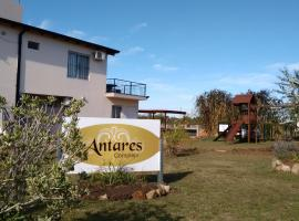 Complejo Antares, serviced apartment in San José