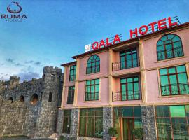 Ruma Qala Hotel, hotel in Sheki