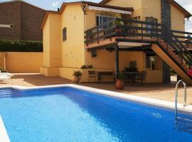 Club Villamar - Xicra, hotel a Vilanova i la Geltrú