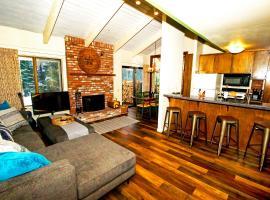 The Mammoth House, casa o chalet en Mammoth Lakes