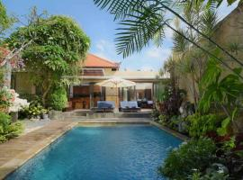 Villa Nesanur, hotel with pools in Sanur
