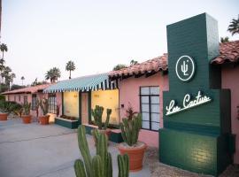 Les Cactus, hotel in Palm Springs