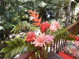 Daintree Secrets Rainforest Sanctuary, hotel in Diwan
