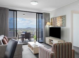 Oaks Brisbane Aurora Suites, serviced apartment in Brisbane