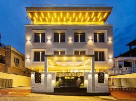Hotel Siddhartha Inn, hotel in Udaipur
