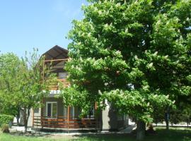 Пансионат Энергия, hotel in Skadovs'k