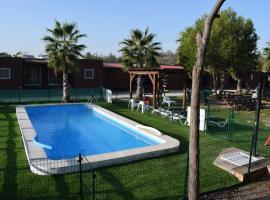 Bungalows Park Albufera, hotel in El Saler