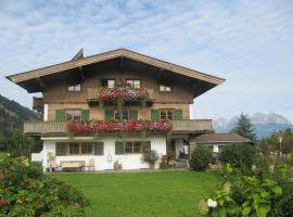 Haus Friedl, hotel near Tennisstadion Kitzbuhel, Kitzbühel