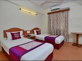 Rio Maharaja Hotels Goa, hotel in Goa Velha