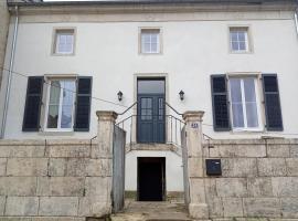 la maison de Valbois