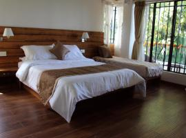The Whistling Thrush, homestay in Kalimpong