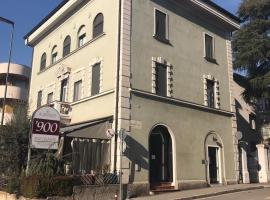 ALBERGO 900, hotel a Bergamo