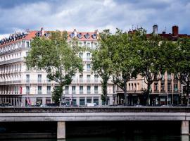 Boscolo Lyon, hôtel à Lyon près de: Centre de congrès de Lyon