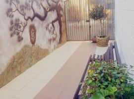 """Гостевой Дом """"Анастасия"""", отель в Лазаревском, рядом находится Парк Культуры и Отдыха"""