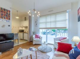 CMG Port de Deauville, apartment in Deauville