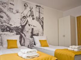Park Apartamenty Chrzanów – hotel w mieście Chrzanów